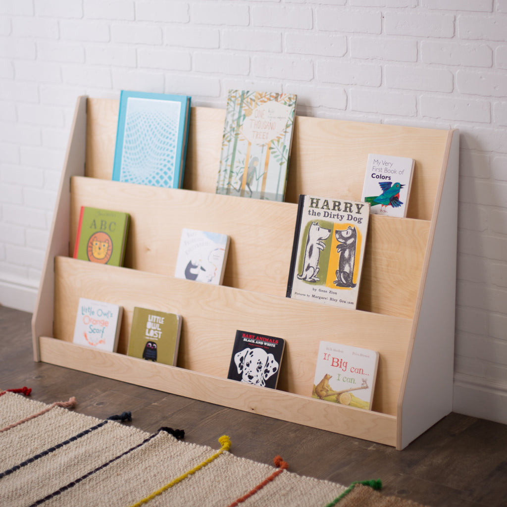 Sprout-Book Display Shelf