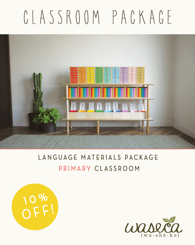 Language Package-Primary Classroom
