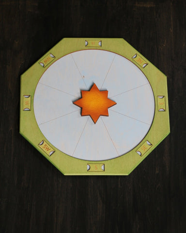 Wheel of Life-Puzzle Base
