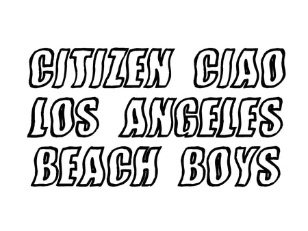 CITIZEN CIAO LOS ANGELES