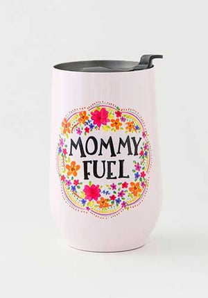 Mommy Fuel Wine Tumbler