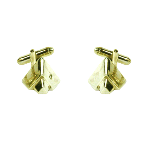 Star Cross Cufflinks