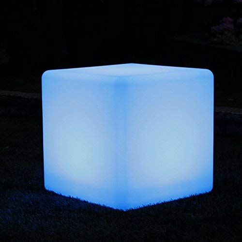 Sensory Light Cube Seat - 40cm