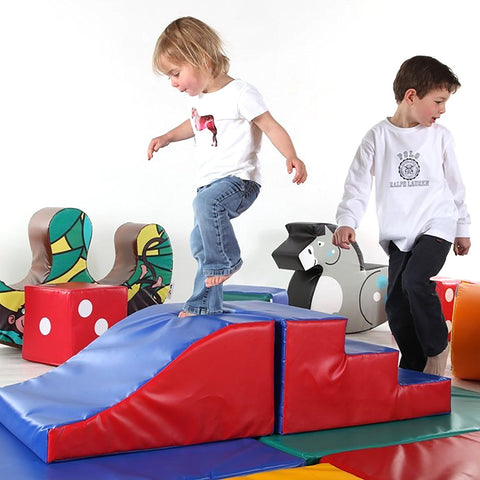 First Climb & Slide Soft Play Set