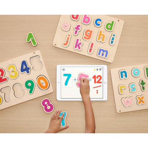 Phonics, Numeracy, Literacy Interactive Educational Kit