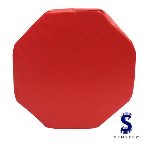 Senseez Red Octagon - vibration, pressure therapy.