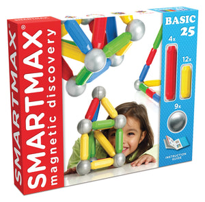 SmartMax Magnetic Basic Set - 25 pcs