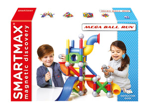 Smartmax Magnetic Mega Marble Run