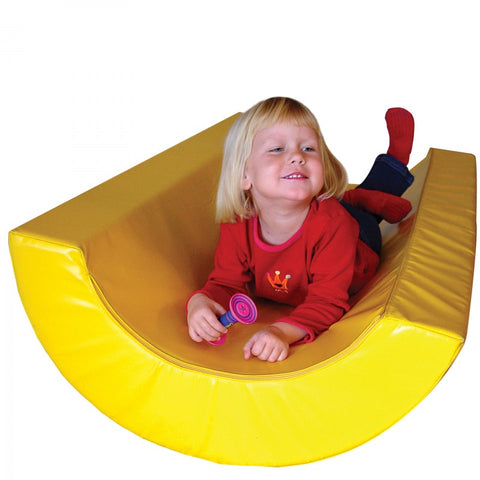 Soft Play Vestibular Body Rocker/Tunnel