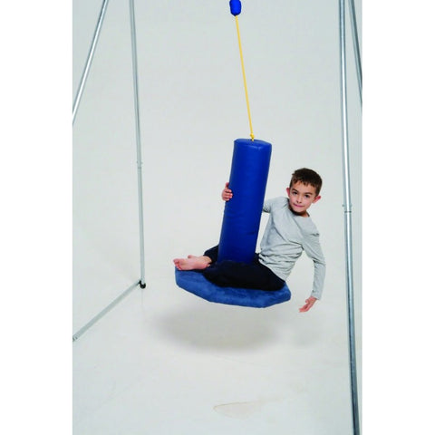 Padded Disc Indoor Swing