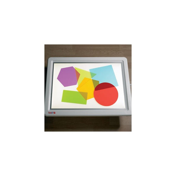 Rainbow Shapes - Large