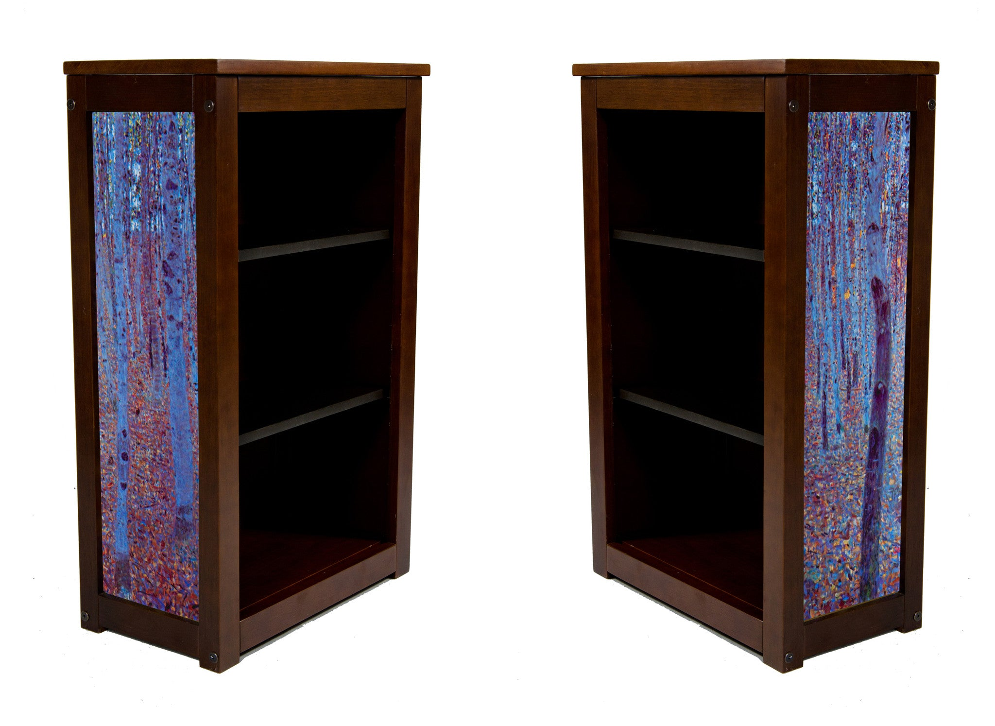 Shoe Rack with Beech Forest by Klimt