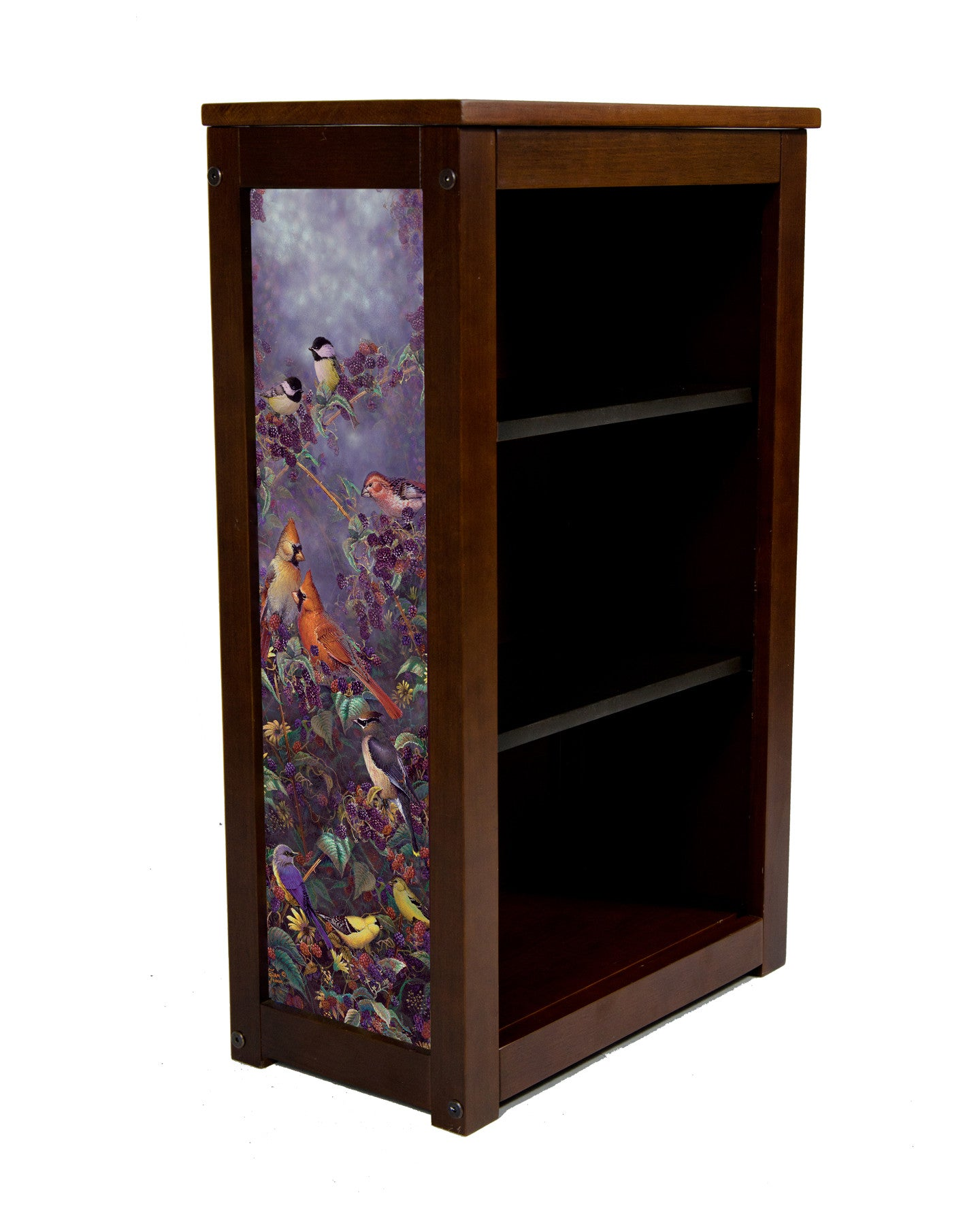 Book Cabinet | Berry Bush by Samuel Timm