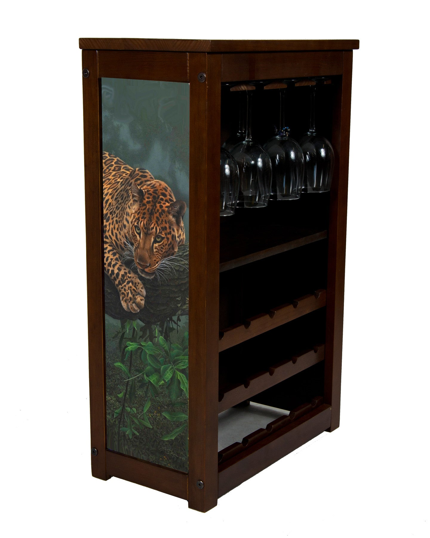 jaguar wine cabinet