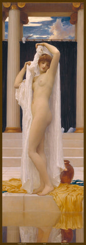Bath of Pysche Giclee Print by Frederick Lord Leighton