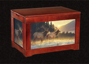 Holiday Giftbox-Elk Ridge-Nancy Glazier