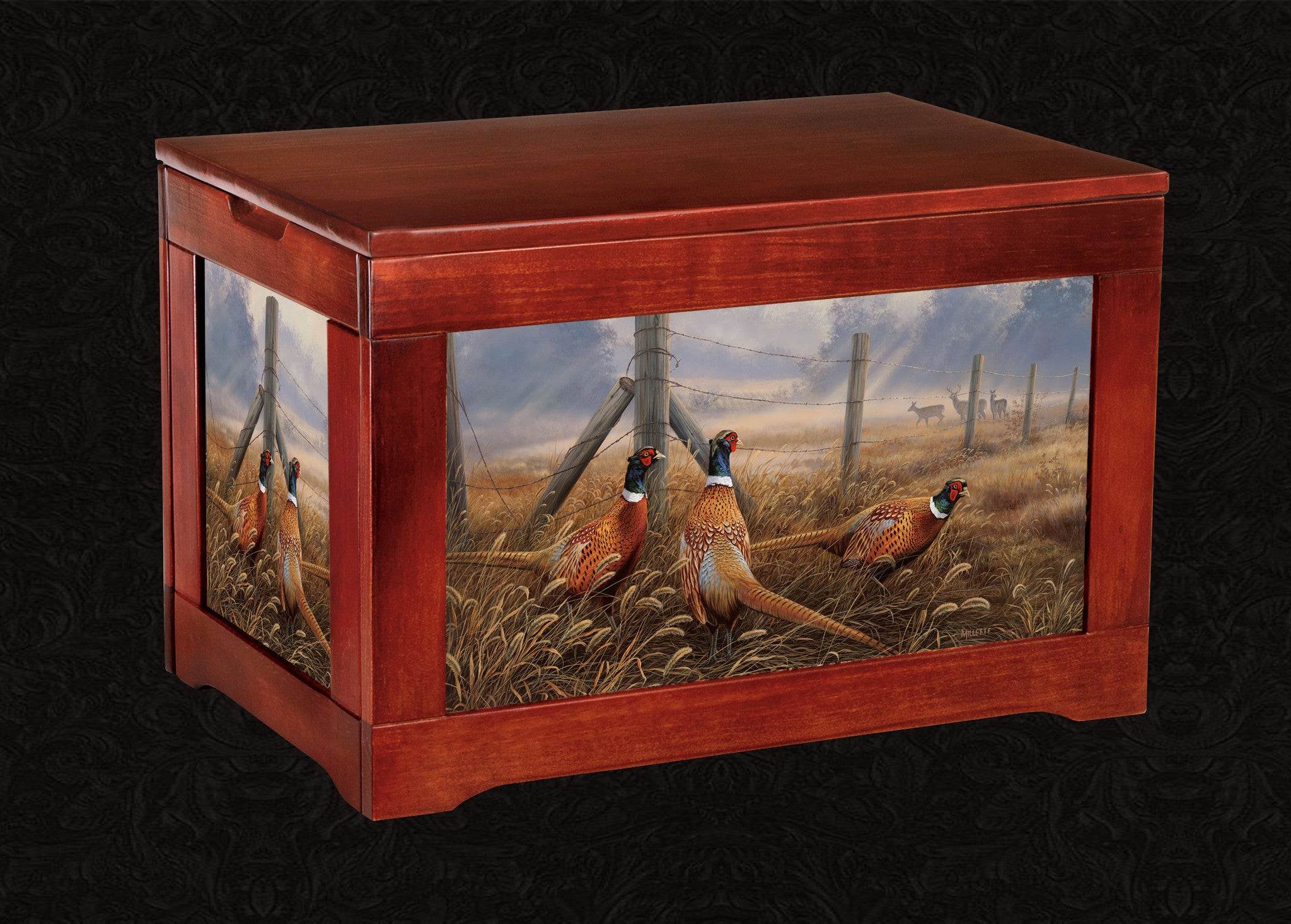 Pheasants Chest