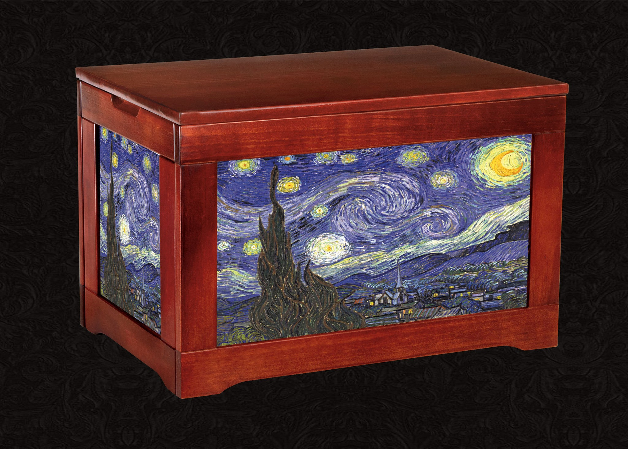 Kindlingbox-Starry Night-Van Gogh