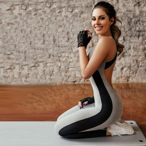 Mono deportivo para fitness o Yoga SPRING - luxury-leggings