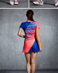Vestido deportivo para tenis o padel MADRID OPEN - luxury-leggings