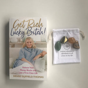 Get Rich, Lucky Bitch! & Abundance Bag