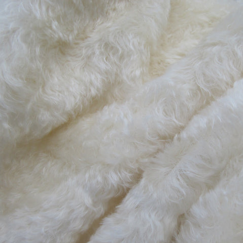 Polar Curls - Kid Mohair
