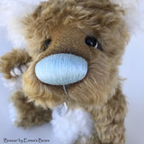 Breeze - 20 Years of Emma's Bears Commemorative Teddy - OOAK in a series