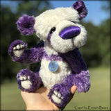 Capri - 20 Years of Emma's Bears Commemorative Teddy - OOAK in a series