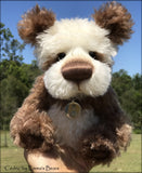 Cedric - 20 Years of Emma's Bears Commemorative Teddy - OOAK in a series