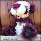 Paradise - 20 Years of Emma's Bears Commemorative Teddy - OOAK in a series