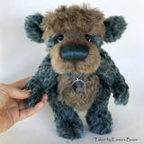 Talon - 20 Years of Emma's Bears Commemorative Teddy - OOAK in a series