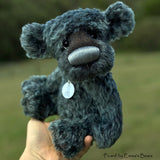 Picard - 20 Years of Emma's Bears Commemorative Teddy - OOAK in a series