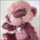 Affection - 20 Years of Emma's Bears Commemorative Teddy - OOAK in a series