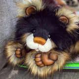 "KIT - 21"" Salem Faux Fur Teddy"