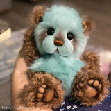"KITS - 9"" Patina Artist Bear by Emma's Bears"