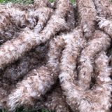 Wunderbar - tipped curly kid mohair