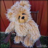"KITS - 33"" Butterball JUMBO faux fur bear"