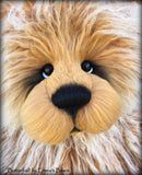 Butterball - 33in Faux Fur Artist Bear by Emmas Bears - OOAK