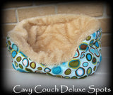 Digital PATTERN - Guinea Pig Igloo and Cavy Couch