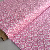 Pink Lemonade Quilters Cotton