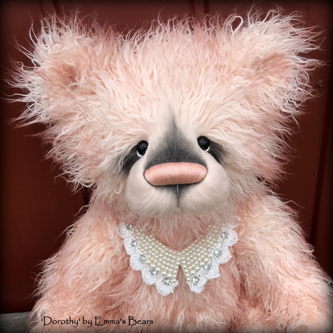 Dorothy - 28in Faux Fur Artist Bear by Emmas Bears - OOAK
