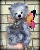 "Digital PATTERN - 8"" Euston Bear"