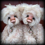 Esmerie - 11in mohair Artist Bears by Emmas Bears - Limited Edition