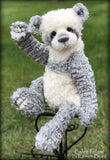 Bailee Tobias - 22in MOHAIR Artist toddler style Bear by Emmas Bears - OOAK
