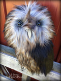 "Digital PATTERN - 15"" Life size Barn Owl"