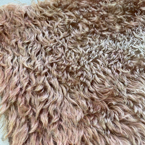 Penny Mohair/Viscose - Hand Dyed Milk Choc - Fat 1/8m - APR017