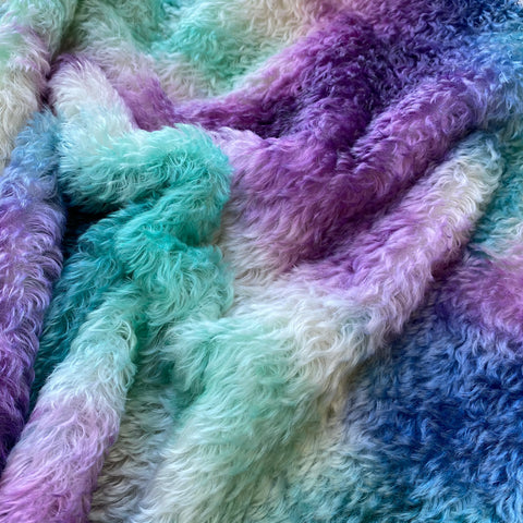 Penny Mohair/Viscose - Hand Dyed Wonderland - Fat 1/4m - APR018