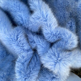 DREAMY BLUE - Luxury Faux Fur - 2021 Range