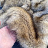 TIBETAN WOLF - Luxury Faux Fur - 2021 Range