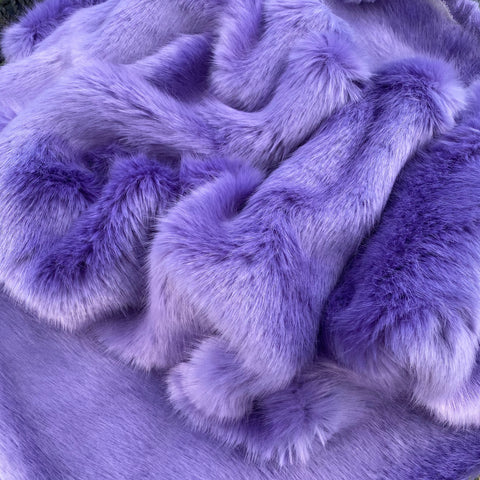 HEATHER - Luxury Faux Fur - 2021 Range